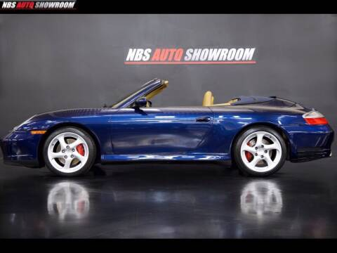 2004 Porsche 911 for sale at NBS Auto Showroom in Milpitas CA