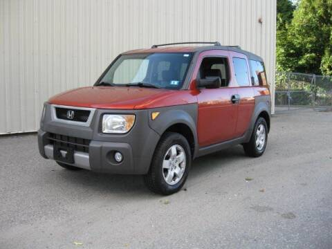 2003 Honda Element for sale at Jareks Auto Sales in Lowell MA