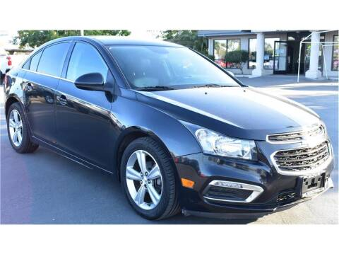 2016 Chevrolet Cruze Limited for sale at ATWATER AUTO WORLD in Atwater CA