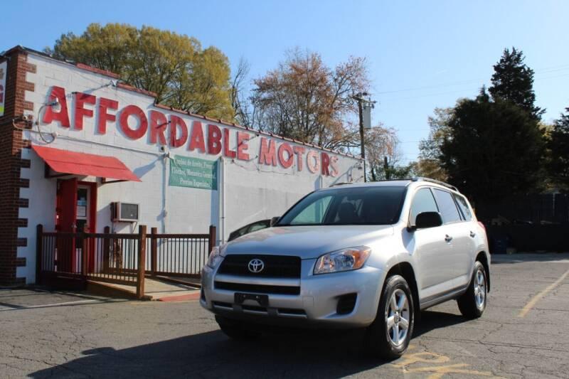 2011 Toyota RAV4 for sale at AFFORDABLE MOTORS INC in Winston Salem NC