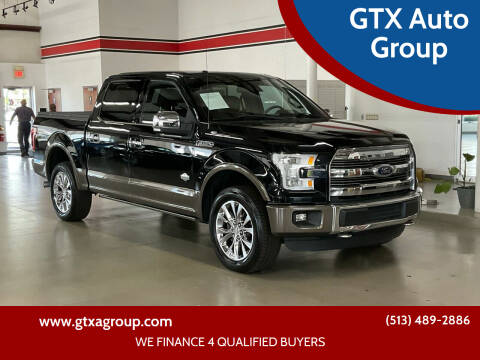 2016 Ford F-150 for sale at GTX Auto Group in West Chester OH