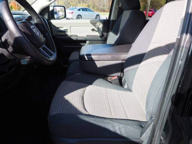 2012 RAM Ram Pickup 1500 4x4 Big Horn 4dr Quad Cab 6.3 ft. SB Pickup - Cortland OH