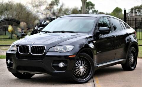 2009 BMW X6 for sale at Texas Auto Corporation in Houston TX