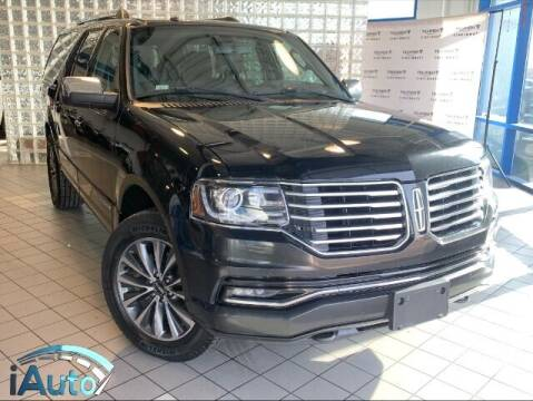2017 Lincoln Navigator L for sale at iAuto in Cincinnati OH