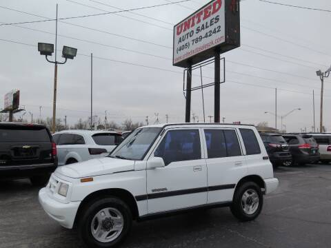 1996 GEO Tracker for sale at United Auto Sales in Oklahoma City OK