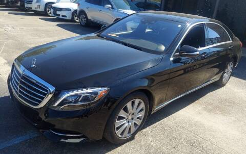 2015 Mercedes-Benz S-Class for sale at Gus's Used Auto Sales in Detroit MI
