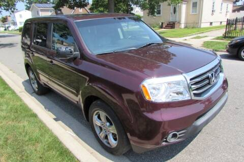 2015 Honda Pilot for sale at First Choice Automobile in Uniondale NY