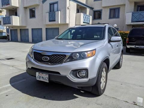 2012 Kia Sorento for sale at Convoy Motors LLC in National City CA