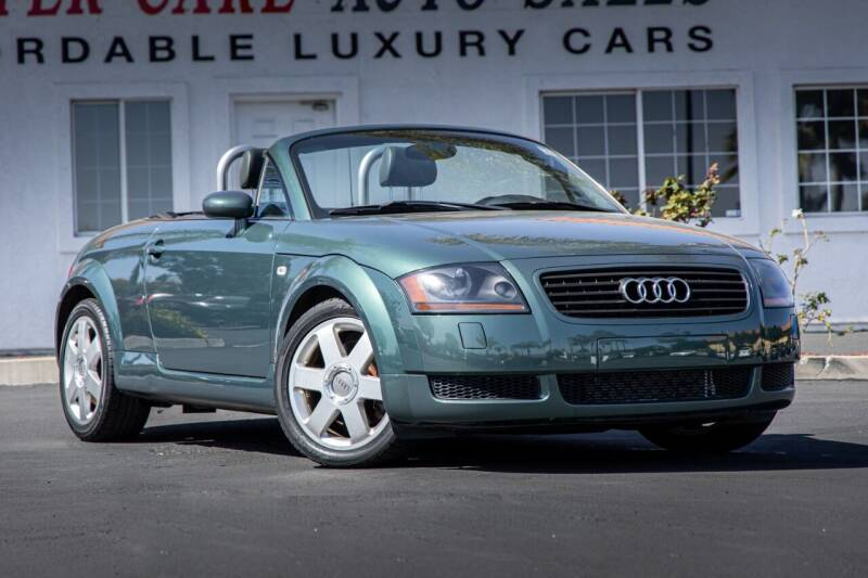 2002 Audi TT for sale at Mastercare Auto Sales in San Marcos CA