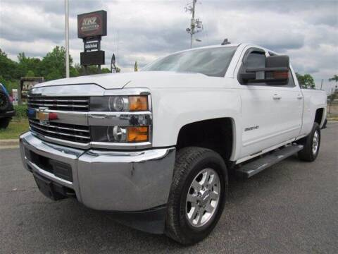 2015 Chevrolet Silverado 2500HD for sale at J T Auto Group in Sanford NC
