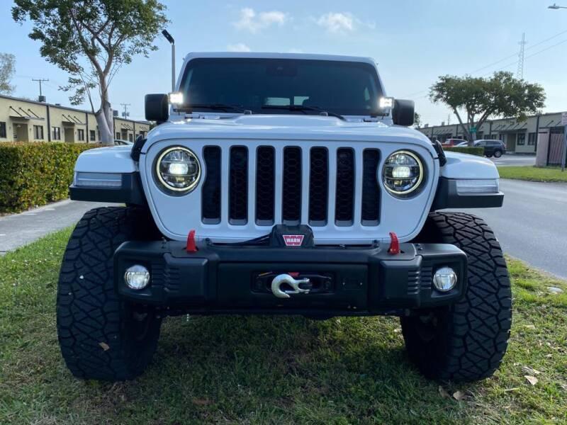 2020 Jeep Gladiator for sale at Prestige USA Auto Group in Miami FL