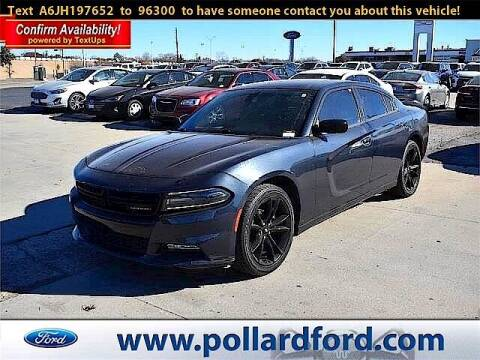 2018 Dodge Charger for sale at South Plains Autoplex by RANDY BUCHANAN in Lubbock TX