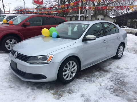 2012 Volkswagen Jetta for sale at Antique Motors in Plymouth IN