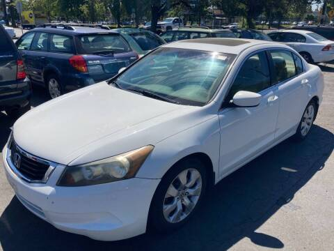 2008 Honda Accord for sale at Blue Line Auto Group in Portland OR