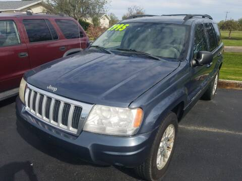 2004 Jeep Grand Cherokee for sale at 309 Auto Sales LLC in Harrod OH