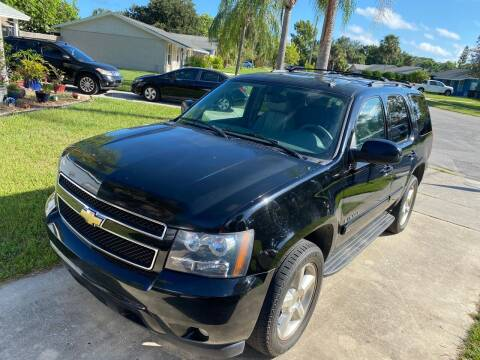 2008 Chevrolet Tahoe for sale at Low Price Auto Sales LLC in Palm Harbor FL
