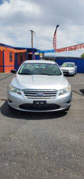 2011 Ford Taurus for sale at Juniors Auto Sales in Tucson AZ