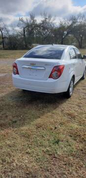 2012 Chevrolet Sonic for sale at NOTE CITY AUTO SALES in Oklahoma City OK