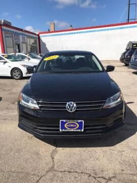 2015 Volkswagen Jetta for sale at AutoBank in Chicago IL