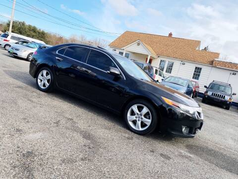 2010 Acura TSX for sale at New Wave Auto of Vineland in Vineland NJ
