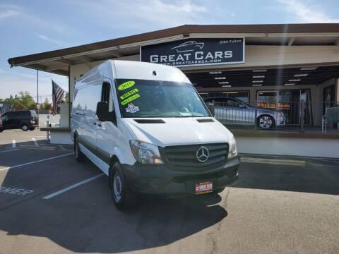 2015 Mercedes-Benz Sprinter Cargo for sale at Great Cars in Sacramento CA