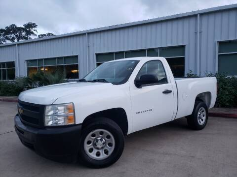 2011 Chevrolet Silverado 1500 for sale at Houston Auto Preowned in Houston TX