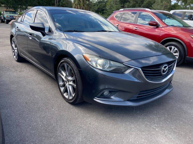 2014 Mazda MAZDA6 for sale at Empire Automotive Group Inc. in Orlando FL