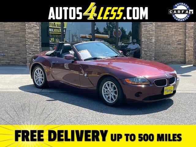 2003 BMW Z4 for sale in Puyallup, WA