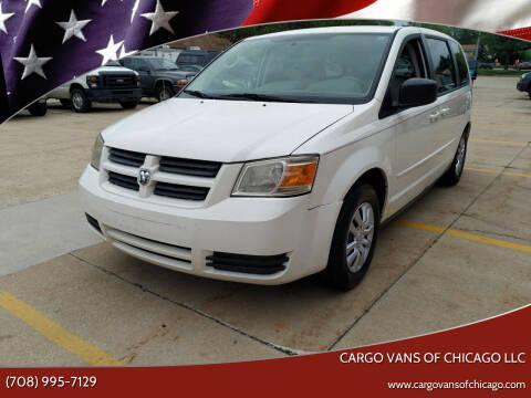 2010 Dodge Grand Caravan for sale at Cargo Vans of Chicago LLC in Mokena IL