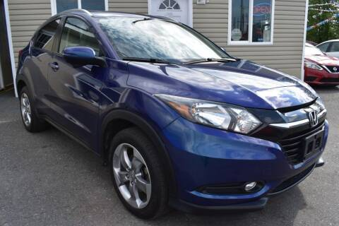 2017 Honda HR-V for sale at Alaska Best Choice Auto Sales in Anchorage AK