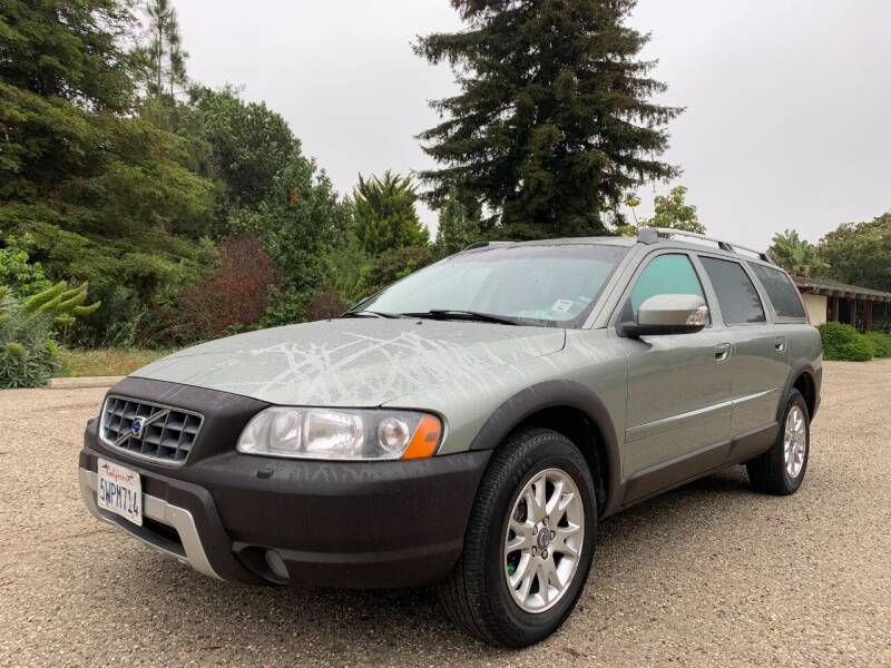 2007 Volvo XC70 for sale at Santa Barbara Auto Connection in Goleta CA