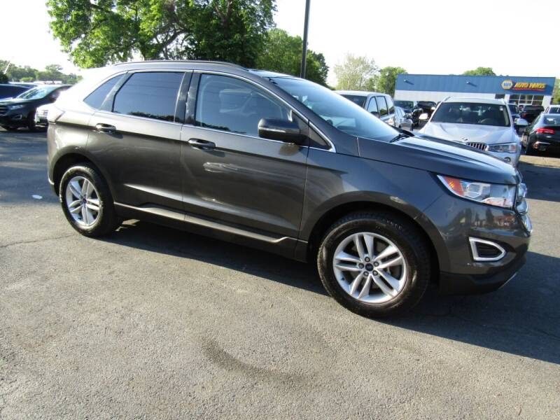 2017 Ford Edge for sale at 2010 Auto Sales in Troy NY