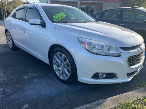 2016 Chevrolet Malibu Limited for sale at The Car Connection Inc. in Palm Bay FL