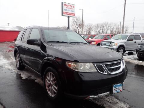 2008 Saab 9-7X for sale at Marty's Auto Sales in Savage MN