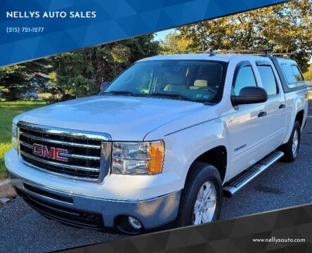 2012 GMC Sierra 1500 for sale at NELLYS AUTO SALES in Souderton PA