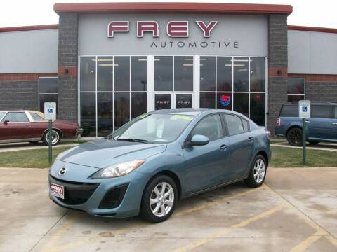 2010 Mazda MAZDA3 for sale at Frey Automotive in Muskego WI