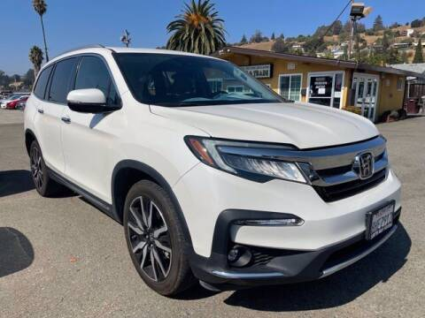 2019 Honda Pilot for sale at MISSION AUTOS in Hayward CA