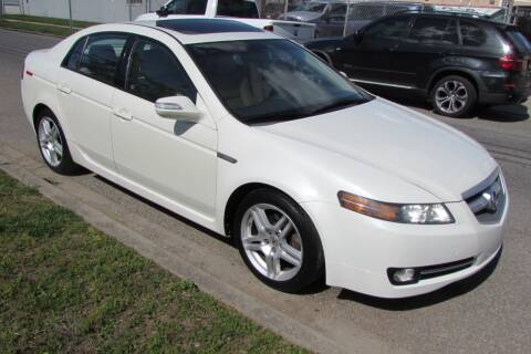 2008 Acura TL for sale at First Choice Automobile in Uniondale NY