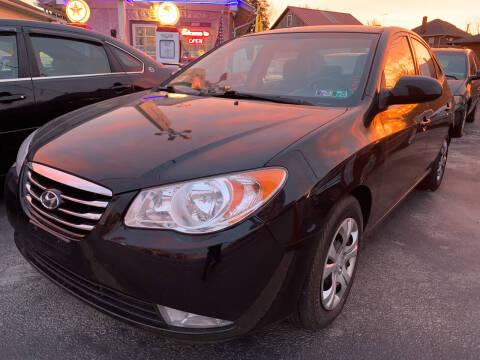 2010 Hyundai Elantra for sale at Waltz Sales LLC in Gap PA