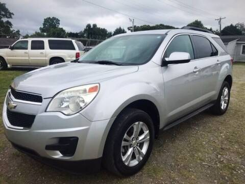 2011 Chevrolet Equinox for sale at Cutiva Cars in Gastonia NC