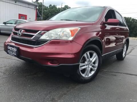 2010 Honda CR-V for sale at Certified Auto Exchange in Keyport NJ