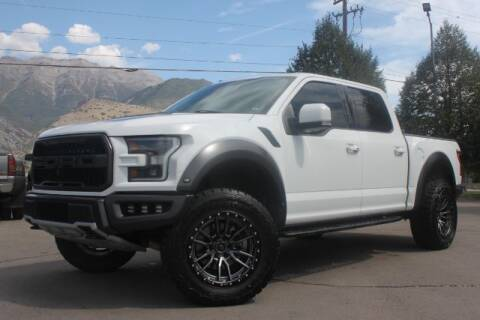 2018 Ford F-150 for sale at REVOLUTIONARY AUTO in Lindon UT