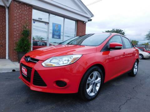 2013 Ford Focus for sale at Delaware Auto Sales in Delaware OH