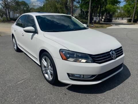 2012 Volkswagen Passat for sale at Global Auto Exchange in Longwood FL