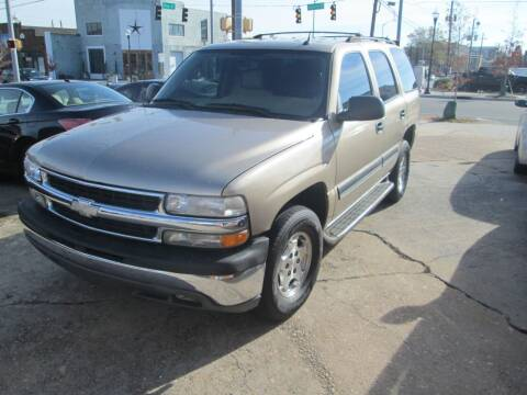 2005 Chevrolet Tahoe for sale at Downtown Motors in Macon GA