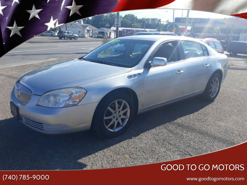 2008 Buick Lucerne for sale at Good To Go Motors in Lancaster OH
