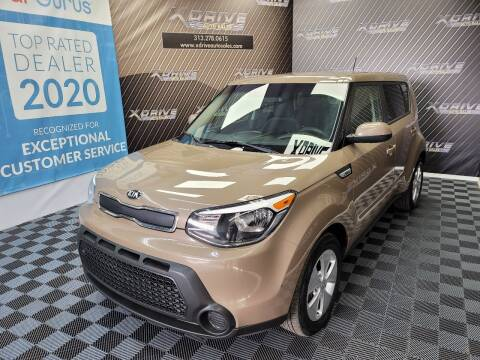 2015 Kia Soul for sale at X Drive Auto Sales Inc. in Dearborn Heights MI