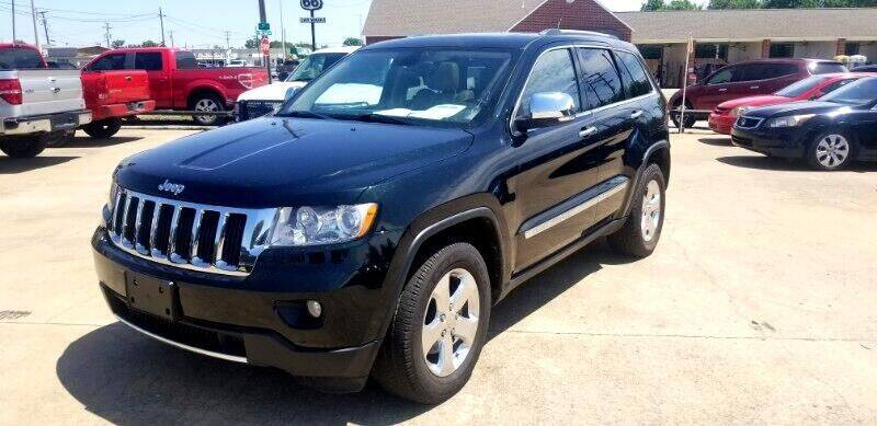2013 Jeep Grand Cherokee for sale at C4 AUTO GROUP in Claremore OK