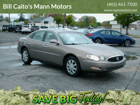 2006 Buick LaCrosse for sale at Bill Caito's Mann Motors in Warwick RI