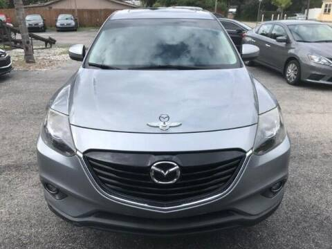 2014 Mazda CX-9 for sale at Denny's Auto Sales in Fort Myers FL